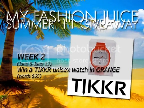 mfj summer11 giveaway tikkr {Weekly Wear} Fourth of July Outfit: Red, White and Blue