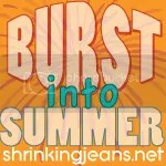 Burst Into Summer Logo