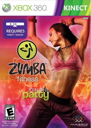 Zumba Fitness Cover