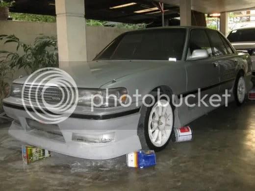 Rhett del Rosario's Cressida GX81 Project Drift Car by Toycool Garage (Part 2) 1