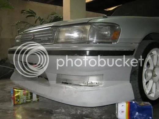 Rhett del Rosario's Cressida GX81 Project Drift Car by Toycool Garage (Part 2) 3