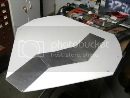 Custom HDPE Underbody Skid Plate with Heat Shield