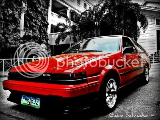 PROJECT 86: Gabe Salvador's Toyota AE86 Trueno pic1