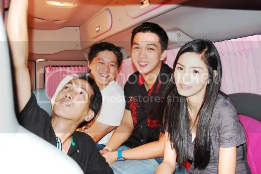 Kim Chiu's Ford E150 customized by A-Toy Body Kits pic9