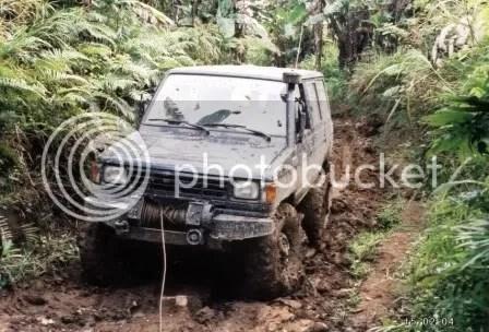 Muddy Range Revo