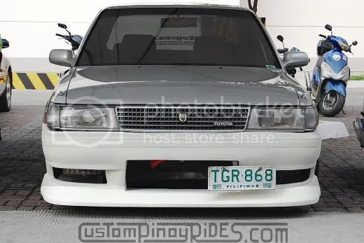 Rhett del Rosario's Cressida GX81 Project Drift Car by Toycool Garage (Part 3) pic5