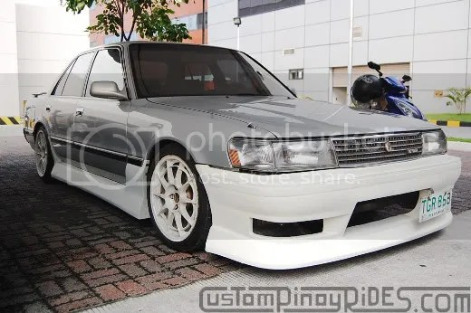Rhett del Rosario's Cressida GX81 Project Drift Car by Toycool Garage (Part 3) pic11