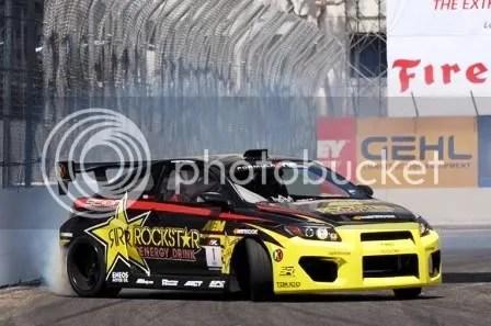 Tanner Foust 2009 Scion tC