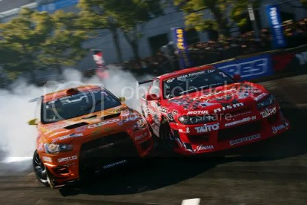 Team Orange D1GP Lancer Evolution X