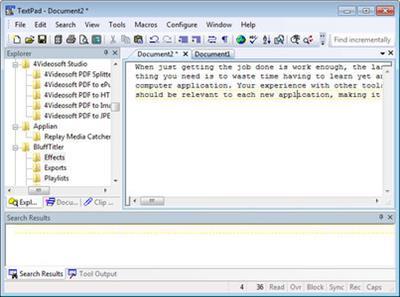 TextPad 7.6.0 (x86/x64) Multilingual - Download