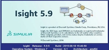 DS SIMULIA Isight v5.9-5 x64
