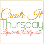 create it thursday lamberts lately