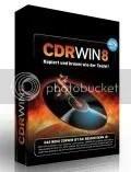 CDRWIN 8 miễn phí trong 24 giờ