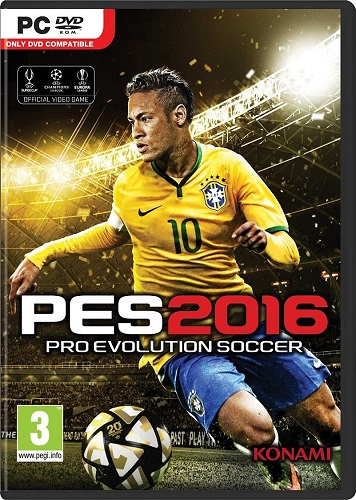 Pro Evolution Soccer 2016 Update v1 04-RELOADED