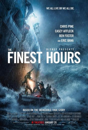 The Finest Hours (2016) DVDRip XviD AC3- iFT