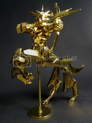 myth cloth,sagittarius,gold saints,armure d'or du sagittaire,chevaliers du zodiaque,bandai