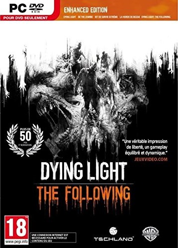 Dying Light The Following Enhanced Edition MULTi9 PLAZA