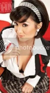 Kiki Amalia di Majalah FHM