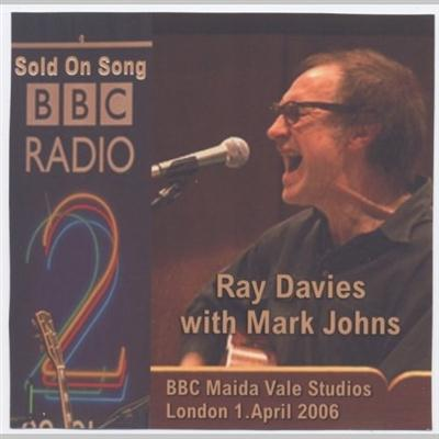 Ray Davies with Mark Johns – Sold On Song (2006)
