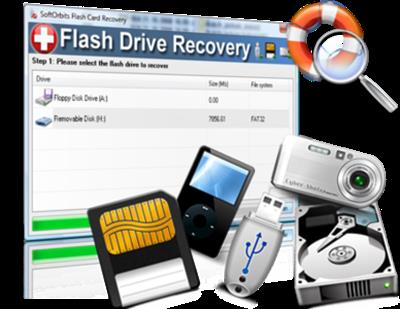 Flash Drive Recovery 3.1 Portable - Download
