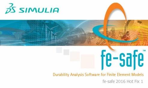 DS SIMULIA FE-SAFE 2016 HF1 Win/Linux x64