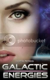 Luca Rossi - Galactic Energies - cover