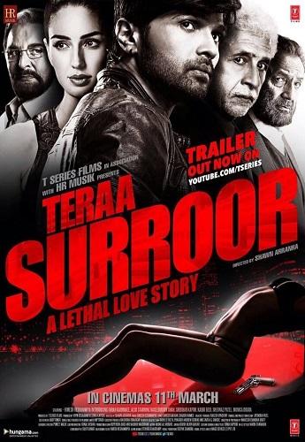 Teraa Surroor 2016 DVDRip XviD AC3 Subs-TmG