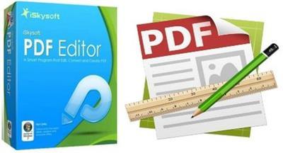 iSkysoft PDF Editor.5.6.0.1