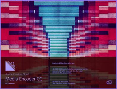 Adobe Media Encoder CC.2015.3 v10.3.0.185 MacOSX
