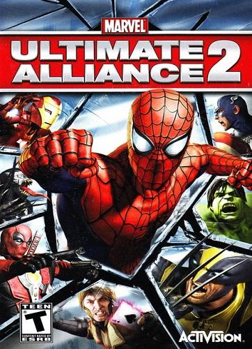 Marvel Ultimate Alliance 2-CODEX