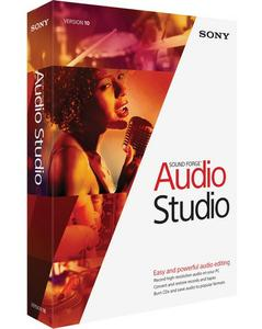 MAGIX Sound Forge Audio Studio 10.0 Build.283 Multilingual