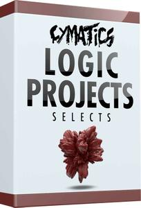 Cymatics Logic Projects Selects WAV OVW AiFF FXP MiDi LOGiCX