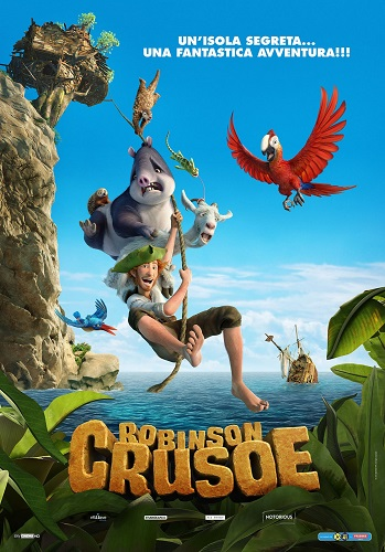 Robinson Crusoe 2016 BRRip XviD AC3-EVO