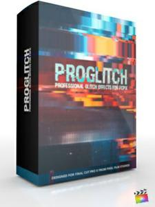 ProGlitch - Professional Glitch Effects for FCPX MacOSX
