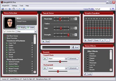 Screaming Bee MorphVOX Pro.4.4.63.1606 Deluxe Pack coobra.net