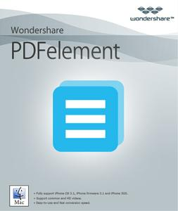 Wondershare PDFelement with OCR Plugin.5.5.2 Multilangual MacOSX