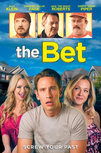 The Bet (2016) DVDRip AC3 2 0 x264- BDP