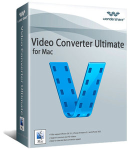 Wondershare Video Converter Ultimate for Mac 5.5.1.Multilangual