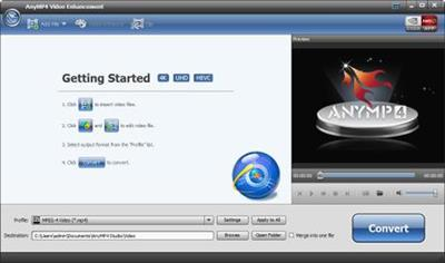 AnyMP4 Video Enhancement 1.0.36.Multilingual