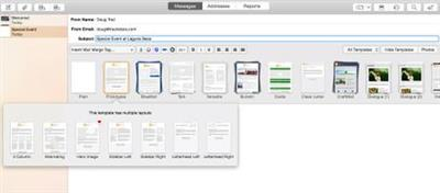 Direct Mail 4.3.7 MacOS X