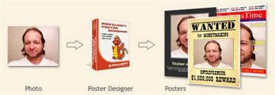 RonyaSoft Poster Designer 2.3.10.Multilingual Portable