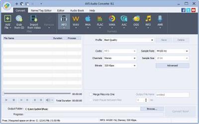 AVS Audio Converter v8.3.1.571 coobra.net