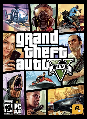 Grand Theft Auto V Update v1 33-RELOADED