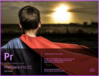Adobe Premiere Pro CC.2015.3 v10.3.0 MacOSX