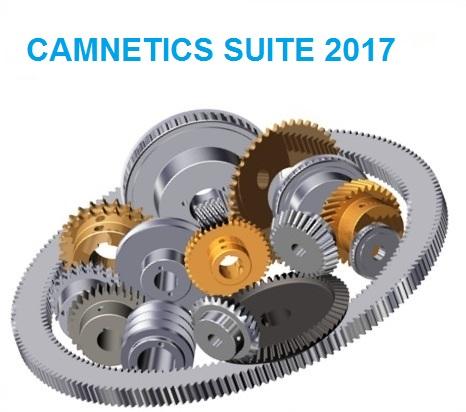 Camnetics Suite.2017 CamTrax64-GearTeq-GearTrax SolidWorks-Autodesk Inventor