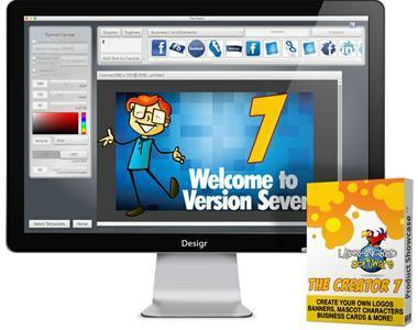 Laughingbird Software The Logo Creator.7.2.3 Portable