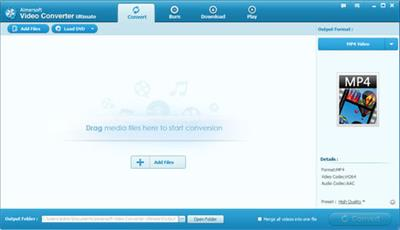 Aimersoft Video Converter Ultimate.8.8.0.1 Multilingual