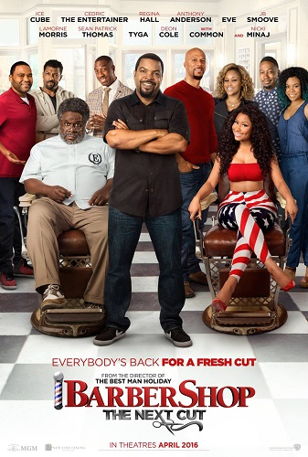 Barbershop The Next Cut 2016 CAM XviD AC3-ACAB