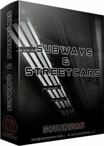Soundiron - SFX Subways and Street Cars [KONTAKT]