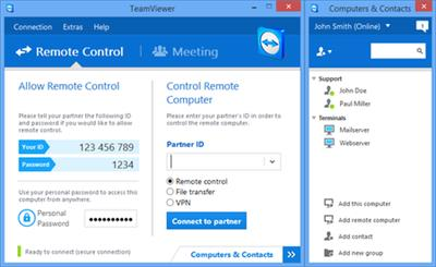 TeamViewer Server Enterprise.11.0.62308 Multilingual + Portable